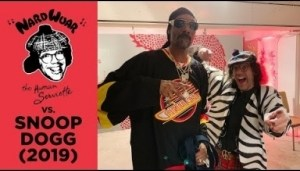 Nardwuar Interviews Snoop Dogg For The Tenth Time